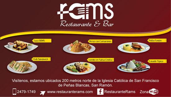 Restaurante Rams: Algunos de Nuestros platos