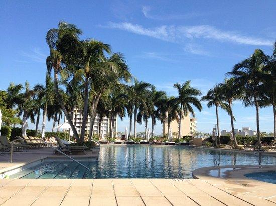 Four Seasons Hotel Miami: beatifull view