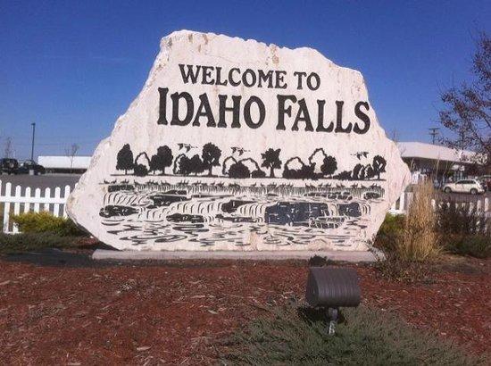 Best Western Driftwood Inn : Welcome to Idaho Falls