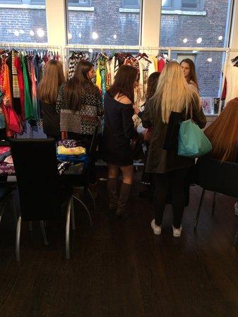 Urban Oasis Shopping Tour Day Tours: Meet & Greet at Designer Showroom