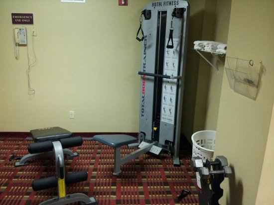 Days Inn Indiana : Gym