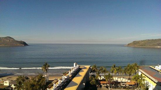 El Cid Castilla Beach Hotel: View from 12th Floor room