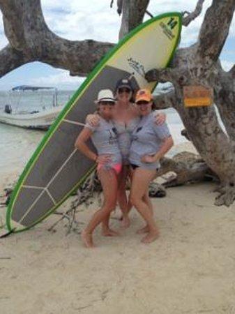 Surfinggreen: SUP