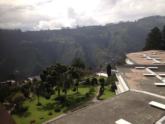 Hotel Quito: Grounds