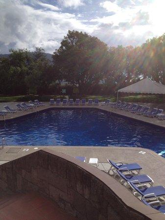 Hotel Quito: Pool