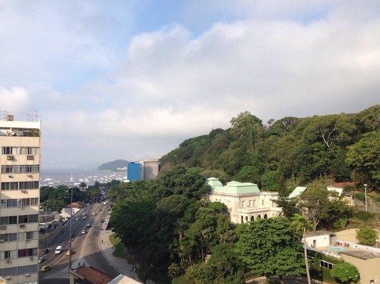 Mercure Botafogo Mourisco : Vista da sacada