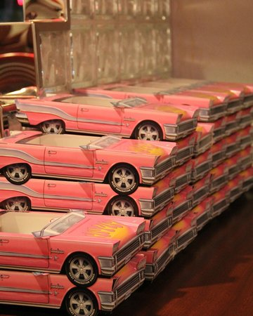 Silver Diner Incorporated: Have yourself a special day with a Pink Cadilac
