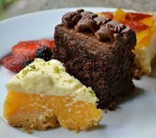 Cafe Condesa: Bons desserts!