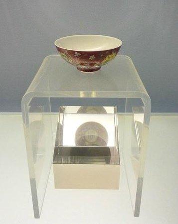 Museo de Shanghai: See the bottom!