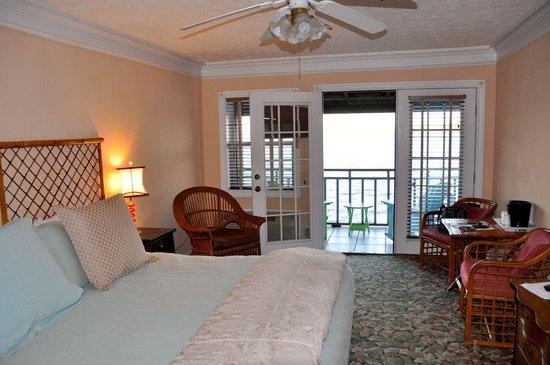 Apalachicola River Inn: room