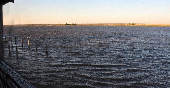 Apalachicola River Inn: view