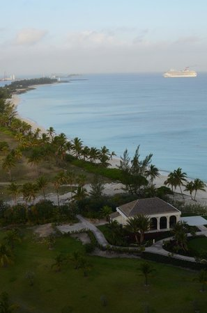 The Reef Atlantis, Autograph Collection: View from the room.