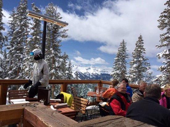 Alpino Vino: Magnificent views!
