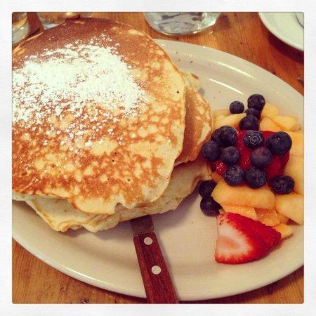 Penelope : pancakes vraiment grand!!!!