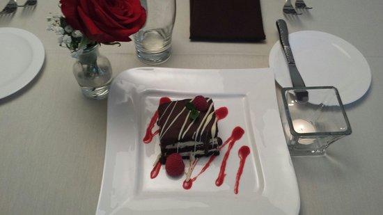 BeauVine Chophouse & Wine Bar: Dessert.