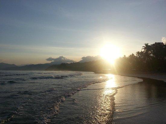 Sheridan Beach Resort and Spa: Sonnenaufgang