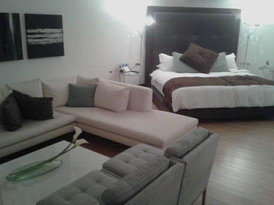 Le Parc Hotel: la habitacion