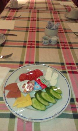 Emilio Hotel : breakfast
