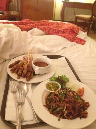 Dorsett Kuala Lumpur: In-room dining
