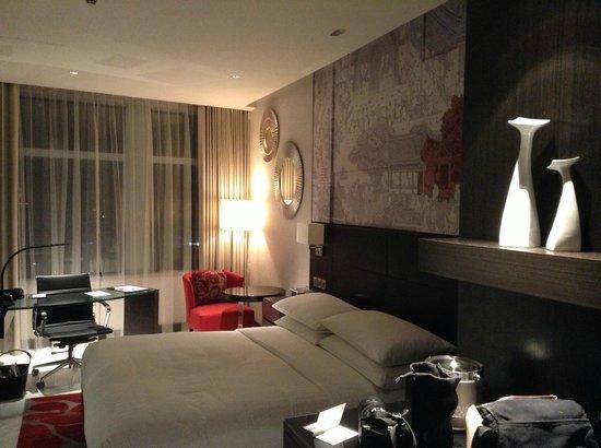 Marriott Executive Apartments Bangkok, Sukhumvit Thonglor : Room