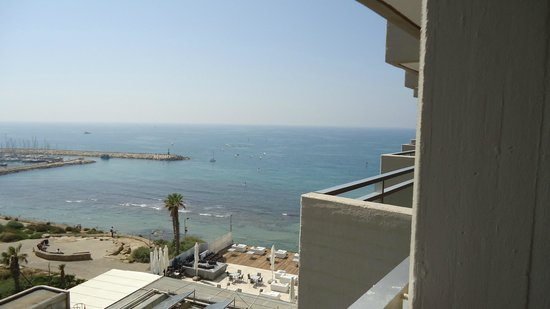 Hilton Tel Aviv : View from our room