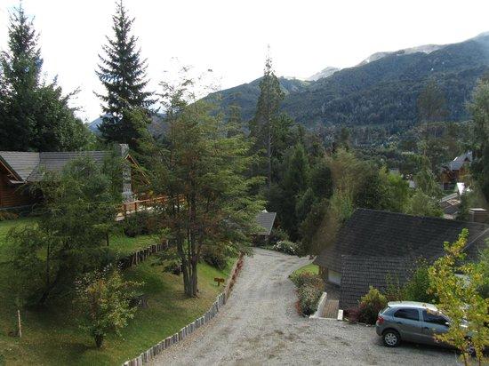 Aldea de los Andes: Vista desde la habitación