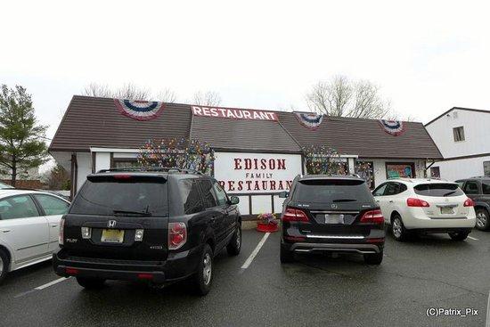 Edison Family Restaurant Menu Prices Reviews Tripadvisor