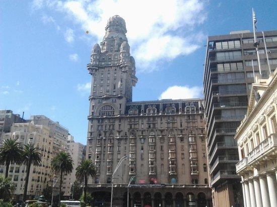Hotel América: um dos pontos turísticos