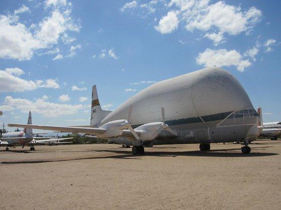 Pima Air & Space Museum : Super Guppy!