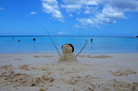Kenepa Beach: Sandman