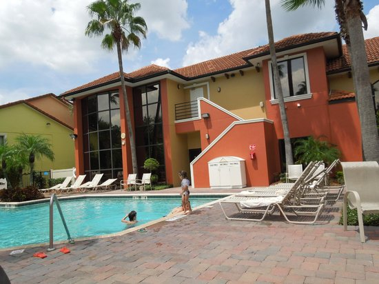 Legacy Vacation Resorts-Lake Buena Vista: Piscina