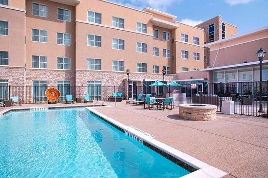 Residence Inn Austin-University Area: Pool