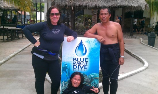 Blue Marine Dive: Owners