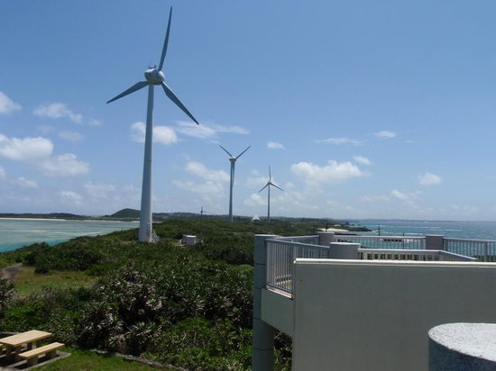 Nishihenna Cape: 風車