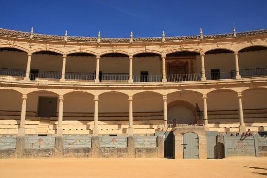 Plaza de toros de Ronda: Hermosa!
