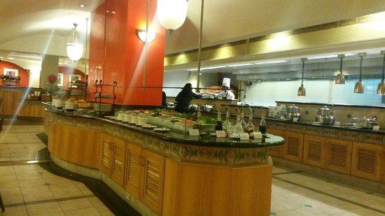JW Marriott Hotel Quito: Vista del restaurante principal