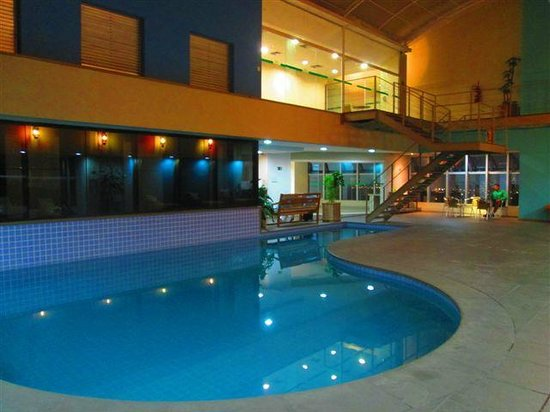 Prodigy Grand Hotel & Suites Berrini: Piscina 2