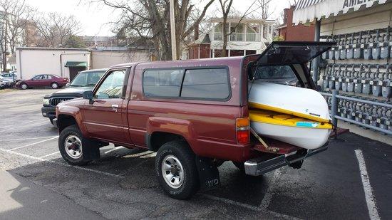 Adventureworks Zip Line Tours: Tennesseein'