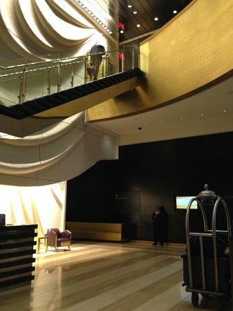 Greektown Casino Hotel: lobby
