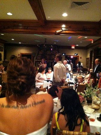 The Lodge at Buckberry Creek: Manners Wedding 5
