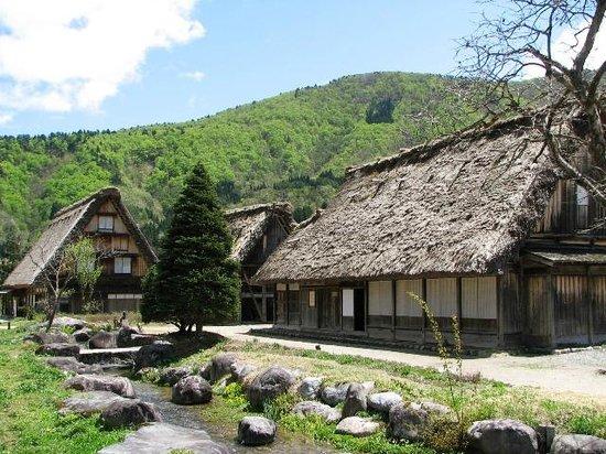 traditional japanese farmer house - Picture of Shirakawago Gassho Zukuri Mink...