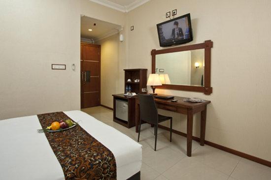 Omah Pari Boutique Hotel: Deluxe Room
