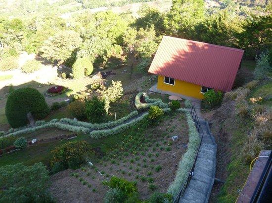 Cabanas El Parador: Una de las cabañas