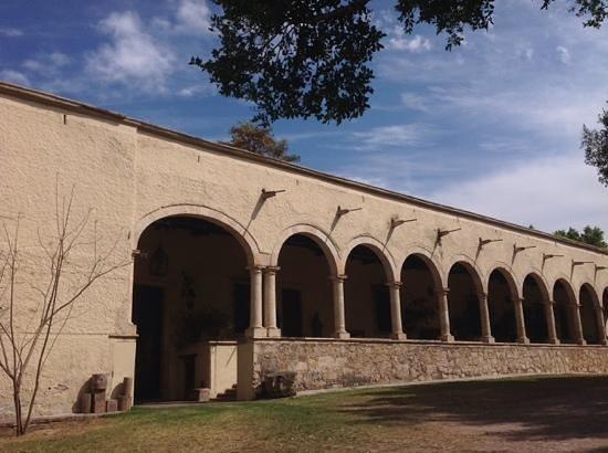 Hacienda Labor de Rivera Hotel Boutique: fachada principal
