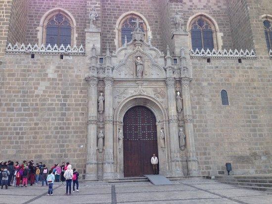 Monastery of San Juan de los Reyes: Monasterio de San Juan de los Reyes