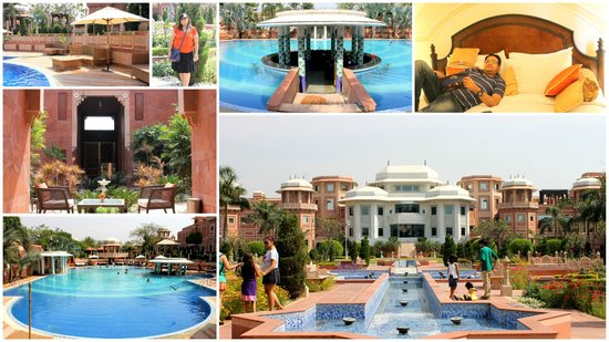 Orient Taj: wyndham grand-in and out