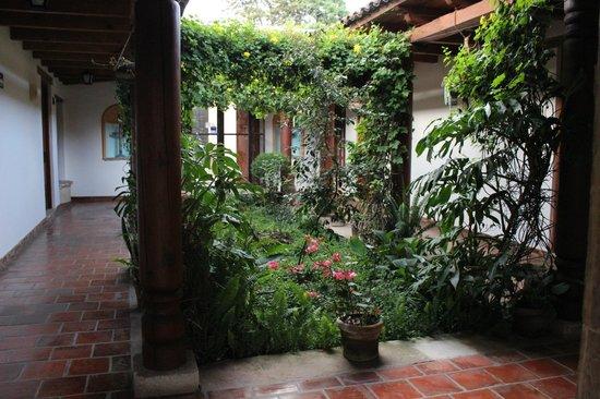 Hotel Parador Margarita: entrada