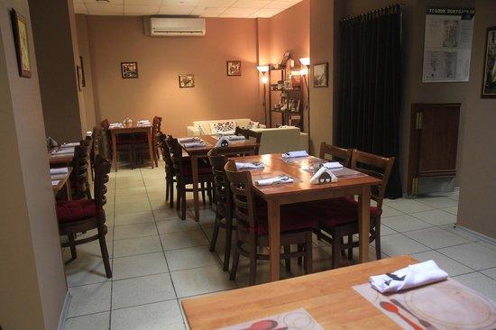 Kolomenskoye: Ресторан