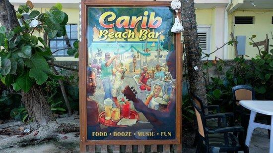 Carib Beach Bar