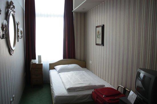 Hotel Regina: Одноместный номер
